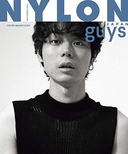 NYLON JAPAN 2019年9月号 画像 B
