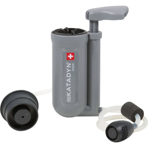 Katadyn Hiker Microfilter Waterfilter -- 1 Filter