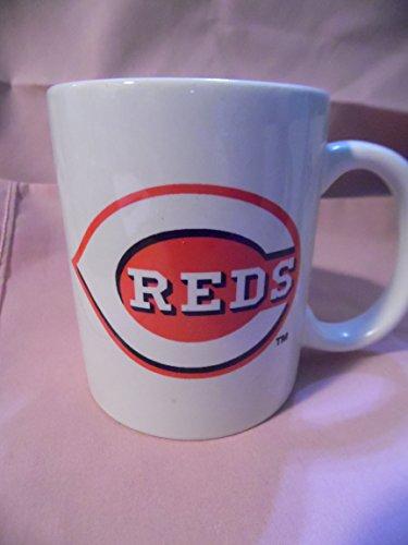 Cincinnati Reds MLB 2 sided Coffee Cup Mug NEW (Cincinnati Reds Mug)
