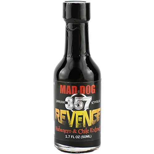 Mad Dog 357 Revenge Habanero and Chile Extract (Chile Extract)