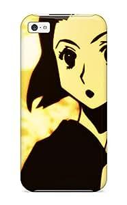 For Iphone 5c Premium Tpu Case Cover Samurai Champloo Protective Case