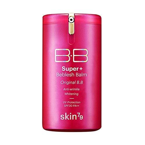 SKIN79 Super Plus Beblesh Balm Triple Function Pink BB (SPF30/PA++) 40g - UV Block, Anti Wrinkle, Whitening 40g Anti Wrinkle Cream