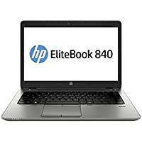 HP EliteBook 840 G2  Intel Core i7-5600U 2.6GHZ, 8GB, 512GB SSD, USD 3.0, WIFI, VGA, DisplayPort, Windows 10 Professional 64 bit (Certifed Refurbishd)