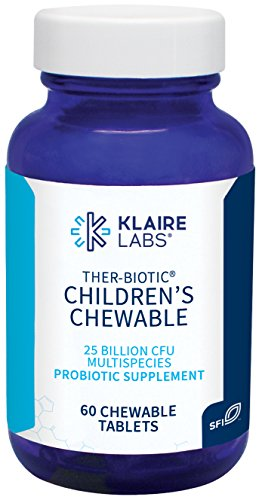 Klaire Labs Ther Biotic Childrens Chewable product image