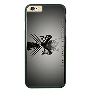 Wolverine Iphone 6 Black Cell Phone Cases Clear