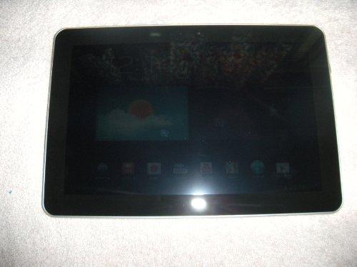 Samsung Galaxy SCH-I905 10.1-Inch (Verizon 4G LTE) – 16GB Tab Metallic Gray