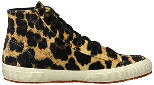 Pictures of Superga Women's 2795 FANVELVETW Sneaker Leopard S00FUY0 3