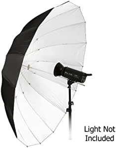 Fotodiox Pro 16 Rib 72 Black And White Reflective Parabolic Umbrella Photographic Lighting Umbrellas Camera Photo