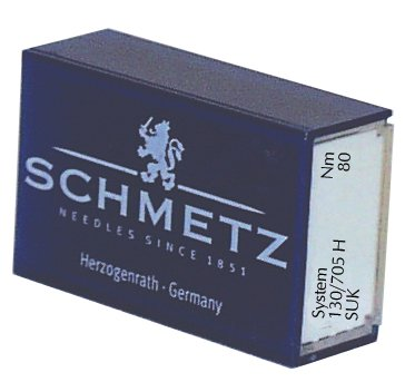 SCHMETZ Ball Point (Jersey) (130/705 H SUK) Sewing Machine Needles - Bulk - Size 80/12 by Schmetz