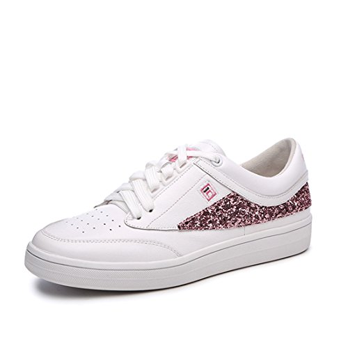 Womens Outdoor Sport Running Walking Shoes Lightweight Casual Sneakers A8116-2H Pink vQ46RfT