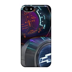 New Chevrolet Dashboard Tpu Case Cover, Anti-scratch Phone Case Phone Case For Iphone 5/5s