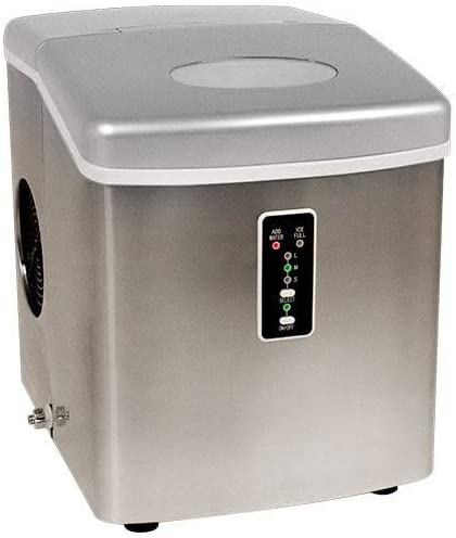 Edgestar IP210SS1 Portable Countertop Ice Maker Reviews 1