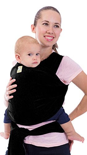 Sale!! Baby Wrap Carrier - Baby Sling by KeaBabies - 2 Colors - Baby Carrier Wrap - Baby Slings - Ba...