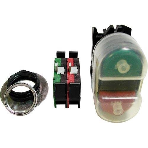 Berkel 404975-00404 Oval Push Switch Kit Start/Stop For Berkel Part # 827-00205 421396 ()