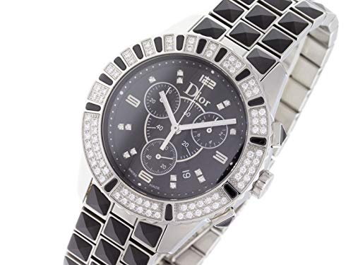 Dior Christal Quartz Female Watch CD11431CM001 (Certified Pre-Owned)