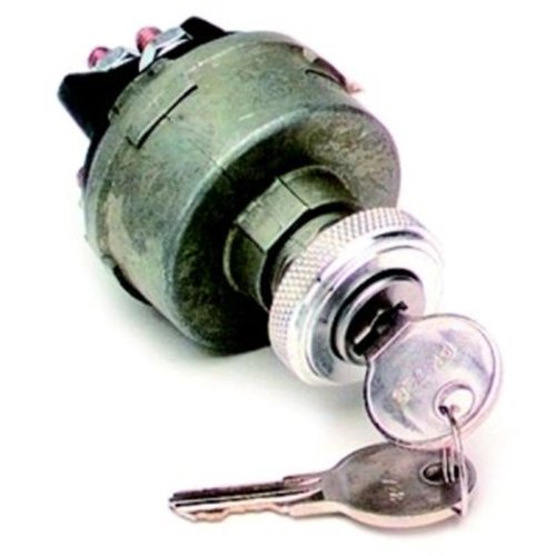 Painless 80153 Universal Ignition Switch with Keys ()