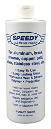 Speedy All Metal Polishing Compound, 32 oz. Bottle