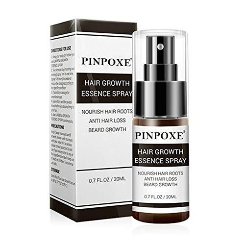 Hair Growth Product, Hair Regrowth, Hair Growth Essence Spray, Hair Loss Prevention, Hair Loss &Hair Thinning Treatment, Stimulates New Hair Growth, Best Treatment for Hair Loss