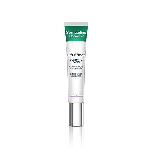 2 opinioni per Somatoline- Cosmetic lift effect contorno occhi 4d 15 ml