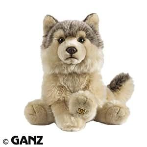 Webkinz Signature Deluxe Plush Figure Timber Wolf