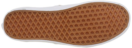 woven Vans Basses pink Chevron Authentic Baskets Mixte U Multicolore true White Adulte 0qrz10