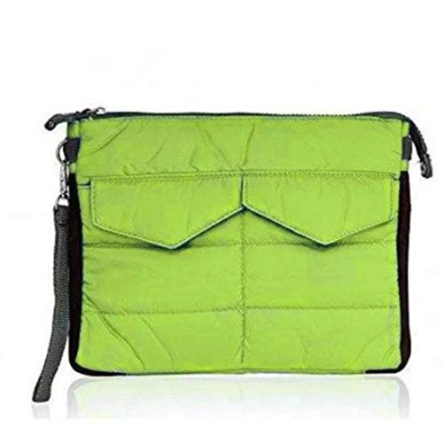 PACKNBUY Mobile Electronic Travel Pouch Cable Bag Case Green