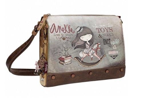 es Amazon muñeca madera juegos Juguetes Anekke y Toys bolso w5qtWvIX