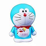 Doraemon Doll Rotatable PVC Material Doll