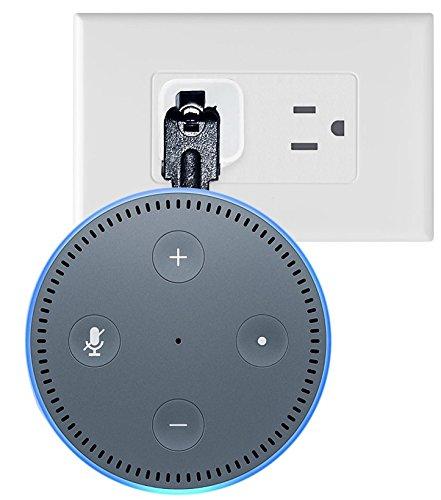 Perchero de pared para Echo Dot de segunda generación ...