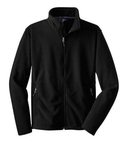 Port Authority Value Fleece Jacket>S Black F217
