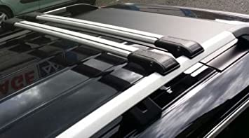 HYUNDAI TUCSON LOCKABLE ROOF RACK BAR CROSS BARS 2015 ONWARDS 75 KG