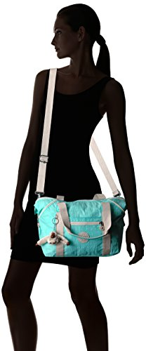 U Teal Fresh Tote Kipling Bag Art AHwqP45