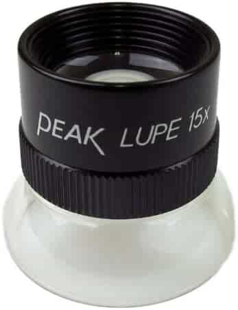 Shopping Loupes - Light Boxes & Loupes - Darkroom Supplies