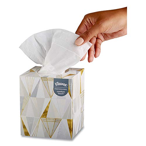 Kimberly-Clark Professional Kleenex Boutique Tissues, 95 Sheets, (Pack of 3)