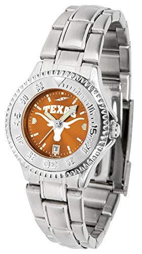 Texas Longhorns - Ladies' Competitor Steel AnoChrome
