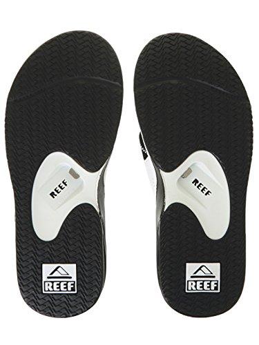 REEF FANNING Slap 2017 white/black, 42
