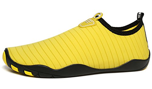 Water Women Barefoot Yellow Yoga Gaatpot Shoes Beach Quick Surf Exercise Dry Shoes Aqua On Diving Skin For Swim Men Slip Driving 4qwS5wnv
