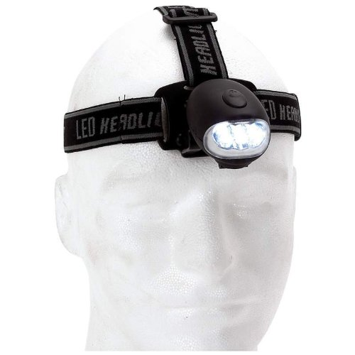 BF Systems -Japan Crank Led Head Lamp