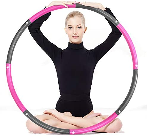 leofit Weighted Hula Hoop