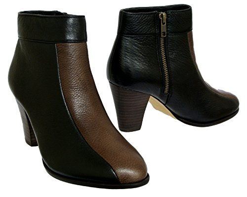 Lotus Cedar - Botas de cuero mujer negro - negro