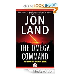The Omega Command: A Blaine McCracken Novel Jon Land