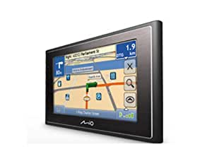 Sistema de navegación GPS Mio Moov 310 D, A, CH con TMC