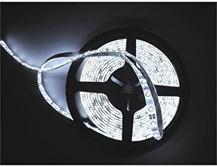 Jndeetm cool white 5m 164ft 300 led strip light flexiable tape jndee cool white 5m 164ft 300 led strip light flexiable tape ribbon mozeypictures Image collections