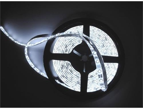 save off 7d66a d35d7 JnDee™ Cool White 5M (16.4ft) 300 LED Strip Light Flexiable TAPE RIBBON/ 5  Metres with 300 SMD LEDs DC 12V-- IDEAL FOR KITCHENS, HOME LED LIGHTING, ...