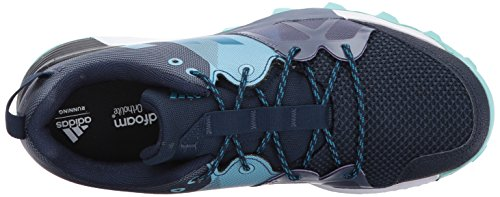 adidas outdoor Womens Kanadia 8.1 W Trail Running Shoe Collegiate Navy/Mystery Petrol/Energy Aqua gLSuq79