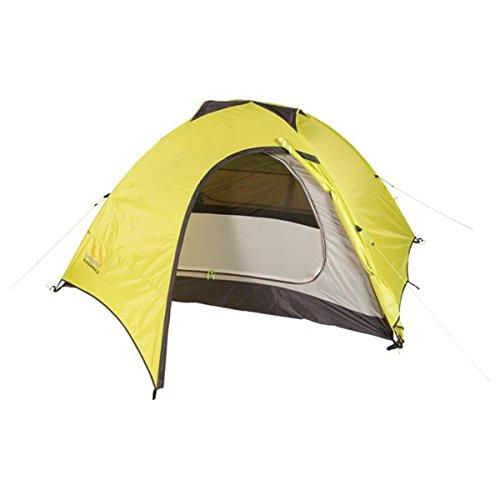 グリーンランド志す交じるペレグリンRadama 2人のテント