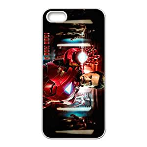 YESGG Iron Man Design Personalized Fashion High Quality Phone Case For Iphone 5S