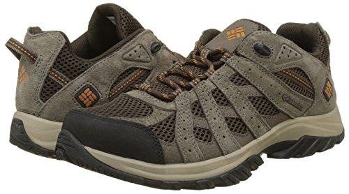 De Brown Columbia Hommes Randonne Point Chaussures Pour 231 Bright Marron cordovan Copper wdBOTqd