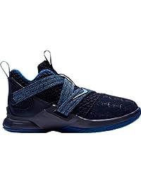 3c1123561c9 Amazon.com  Nike Kids  Preschool Lebron Soldier XII Basketball Shoes ...