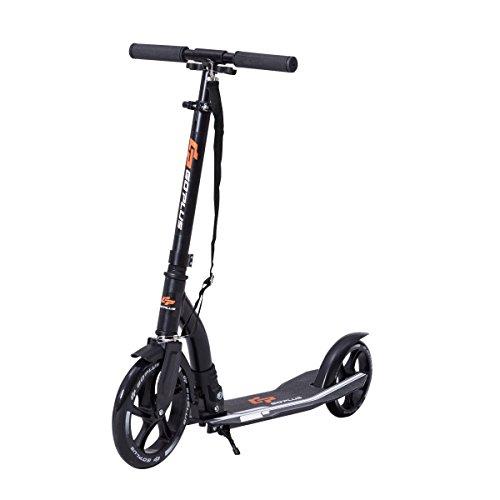 Goplus Kick Scooter for Kids Deluxe Aluminum 2 Wheels Glider Adjustable Height...